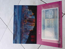 Hong Kong $50 HSBC Bank 31st March 1975 with folder (aUNC), light fold RARE