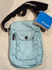 COLUMBIA Azza II Messenger BAG Powder Blue Crossbody NEW