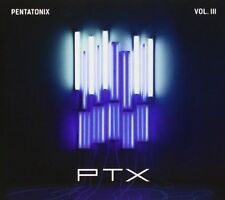 PENTATONIX - PTX 3  (CD) Sealed