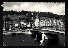 C1960s View of the bridge over the River Meuse, Dinant
