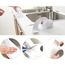 Bath and Wall Sealing Strip Self Adhesive Tape For Sink Basin Edge 3.2m x 3.8cm