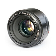 Lens Canon Camera lens 50mm F1.8 for 350D 450D 500D 600D 650D 700D 60D 70D 10D