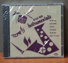 Great R & B Instrumentals     CD  BRAND NEW   DB1850