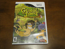 George of the Jungle and the Search for the Secret Nintendo Wii 2008 Game 2007
