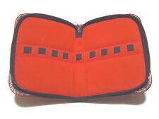 Empty Tool Pedicure Medicure Scissors Shears Tools Kit Fits 9PCS Zipper Case