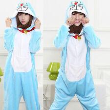 Unisex Adult Kids Animal Kigurumi Pajamas PJS Onesie Sleepwear Cosplay Costumes