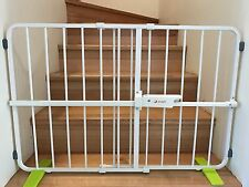 Adjustable PET Baby Child Safety GATE Solid Steel Gate for Stairs and Enclosure