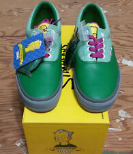 Vans X Simpsons X Gary Panter Size 9 SAMPLES NEW WITH BOX supreme hosoi wtaps