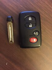 TOYOTA PRIUS 4RUNNER VENZA 09-16 OEM SMART KEY LESS ENTRY REMOTE WITH UNCUT KEY