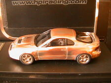 TOYOTA CELICA TURBO 4WD METAL POLISH HPI RACING 8178 1/43 CHROME HPIRACING ROAD