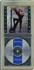 Kerstin Allvin - Origins - New 1988, New Age Harp Music CD! Original Packaging!