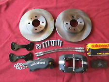 FIAT BERTONE, X1/9 BIG BRAKE KIT- WILWOOD, COMPLETE KIT, PERFORMANCE BRAKES DL20