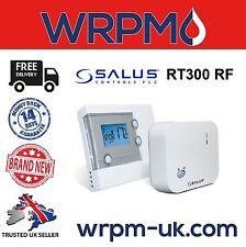 Salus RT300 RF Wireless Digital Display Room Thermostat - Brand New in Box