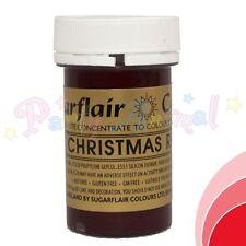 Sugarflair concentrado colorantes Pasta Gel Colores espectral tartranil 25g