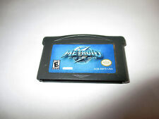 Metroid Fusion Game Boy Advance SP Game Works But Does Not Save
