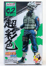 Naruto Hatake Kakashi Figure High Spec Coloring Banpresto HSCF JAPAN 2