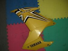 Left Side Fairing FZ6R FZ6 R Genuine Yamaha OEM mid lower upper 09 10 11 12 13