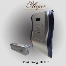 Funk Gong komplett 27 Melodiengong Funkgong 220V Plieger / REV Steckdosen-Gong