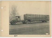 FEDERAL TRANSFER FREIGHT TRUCK BALTIMORE 1920s STERLING MOTOR CORPORATION PHOTO