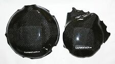 KTM 450 500 EXC smr sx xc 2012-2016 2x Carbon embrayage couvercle limadeckel Cover