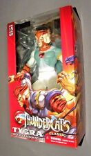 "Thundercats Phasing Tygra 14"" Action Figure Mezco 2016 NYCC Exlusive Mega Sized"