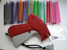 "Standard Tagging Gun w/ 1000 1"" Colored Barbs NIB w/ 2 Free Replacement Parts"