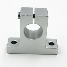 2PCS SK20 20mm Linear Rail Shaft Guide Support CNC