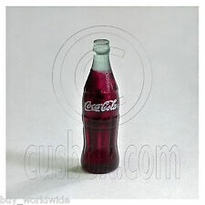 Vintage Style Bottle of Coke Drinks 1:12 Scale Doll's House Dollhouse Miniature
