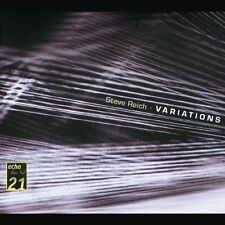 REICH/DE WAART/SFSO - VARIATONS FOR WINDS/+  CD NEU REICH,STEVE