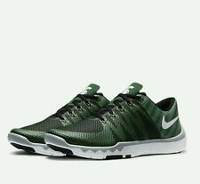 New Nike Free Trainer 5.0 V6 AMP Michigan State Spartans MSU 723939-317 Sz 13
