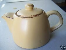 Designpac Teapot with rare unusual design funny dirty looking design artist deco