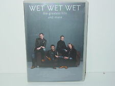 "*****DVD-WET WET WET""THE GREATEST HITS AND MORE""-2004 Mercury Records*****"