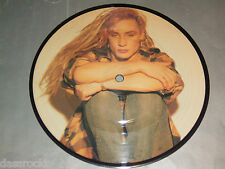 """7"""" Picture - Marilyn / Cry and be free & Running - UK 1984 # 1236"""