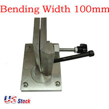 US Stock-Dual-axis Metal Channel Letter Angle Bender Aluminum Bending Tools