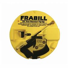 3 NEW Frabill Pro Thermal Tip-Up Chartreuse W/Lil' Shin Ice Fishing 1671