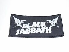 BLACK SABBATH WOVEN PATCH