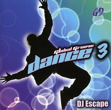 Vol. 3-Global Groove Dance - Dj Escape (2010, CD NIEUW)