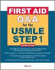 First Aid USMLE: First Aid Q and A for the USMLE Step 1 by Seth Bechis and...