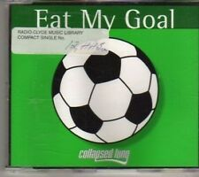(BX289) Collapsed Lung, Eat My Goal - 1998 CD