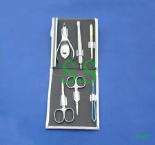 6 Pcs Beauty Care Instruments With Kit Manicure Instruments B-002