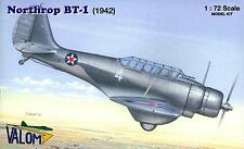 Valom Models 1/72 NORTHROP BT-1 1942 Dive Bomber