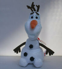 "NEW BY TY Snowman Olaf  7"" Stuffed Plush doll"