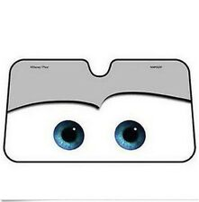 New Cartoon Car Windshield Sun Shade  Big Eyes  Cars Front Gray New