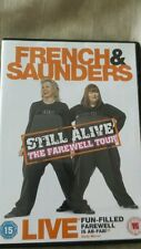 FRENCH AND SAUNDERS STILL ALIVE THE FAREWELL TOUR DVD