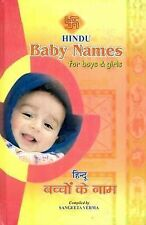 Hindu Baby Names: 2100 Beautiful Names for Boys and Girls -...