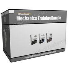 Mecánica Auto Coche Mecánico Automotriz electricidad curso de formación Bundle