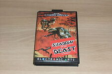 Shadow of the Beast - Jeu Sega Mega Drive