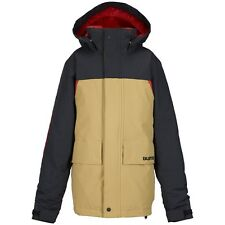 BURTON MEN'S HEADLINER SKI JACKET SNOWBOARD COAT DRYRIDE XS INSULATED RED $220