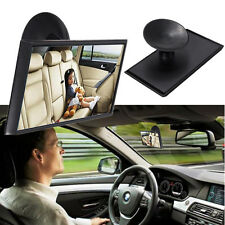 Car Safety Seat Inside Sucker Mirror View Back Baby Rear Facing Care Child Kid
