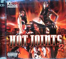 KISS PRESENT HOT JOINTS 2 - 2 X CDS UNMIXED R&B HIP HOP URBAN CLASSICS CD CDJ DJ